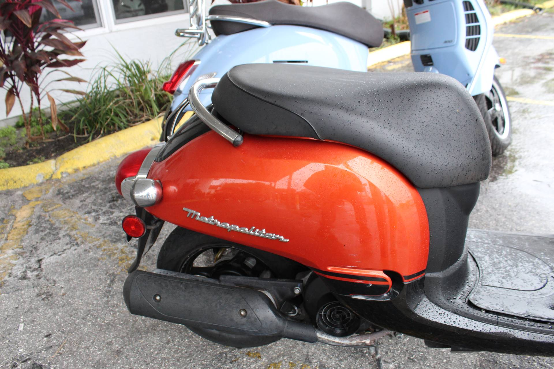 2014 Honda Metropolitan® in Sarasota, Florida - Photo 9