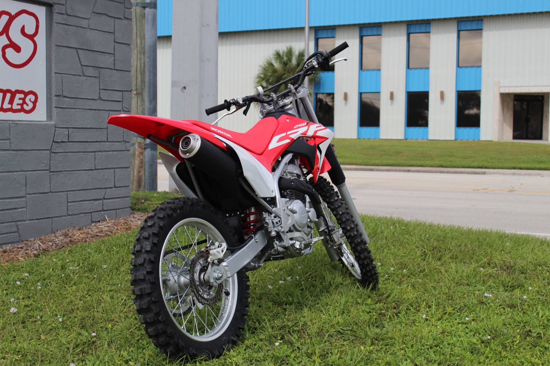2021 Honda CRF250F in Sarasota, Florida - Photo 5