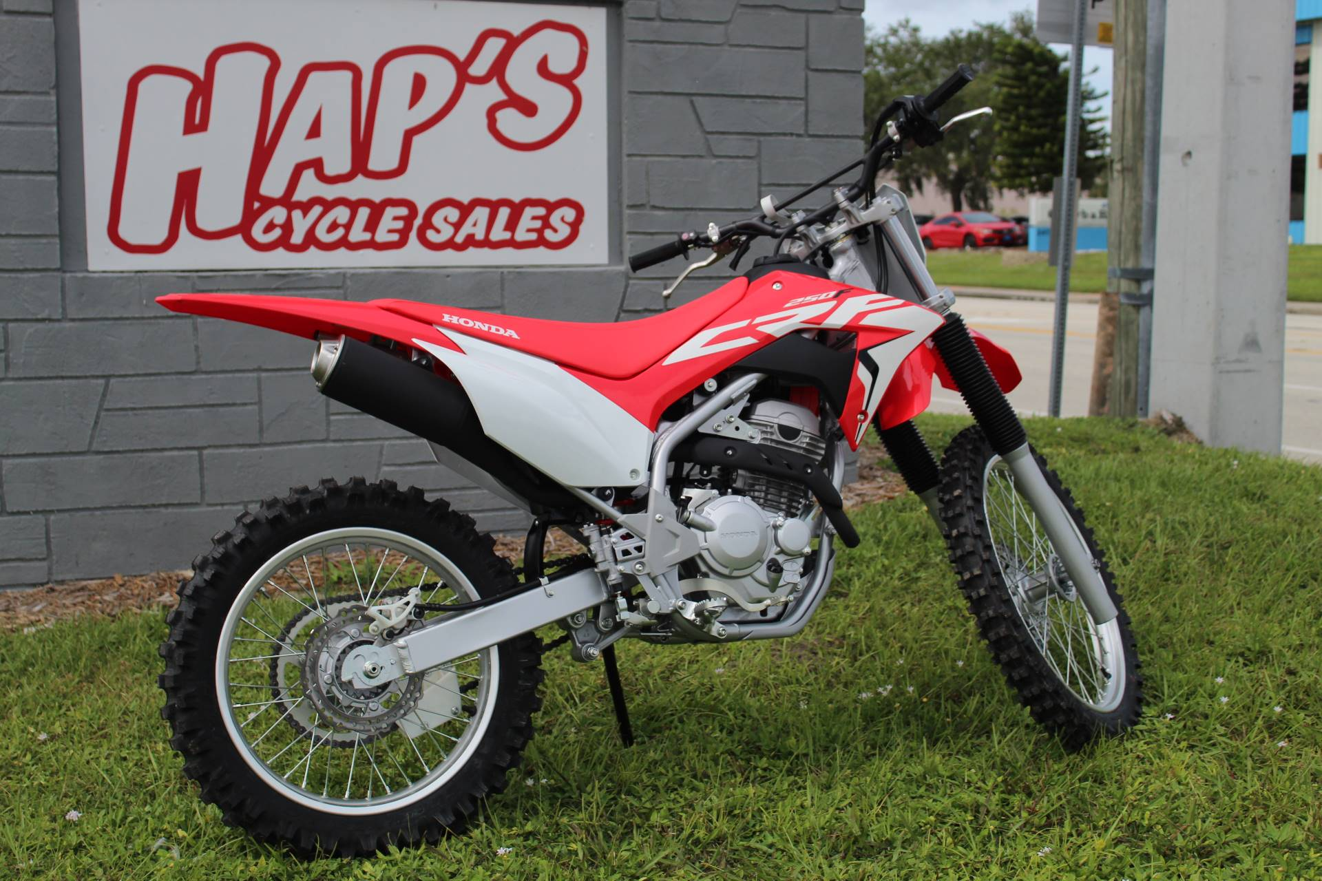 2021 Honda CRF250F in Sarasota, Florida - Photo 6