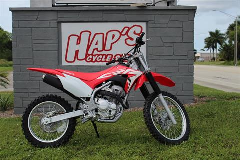 2021 Honda CRF250F in Sarasota, Florida - Photo 1