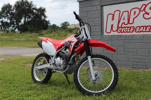 2021 Honda CRF250F in Sarasota, Florida - Photo 3