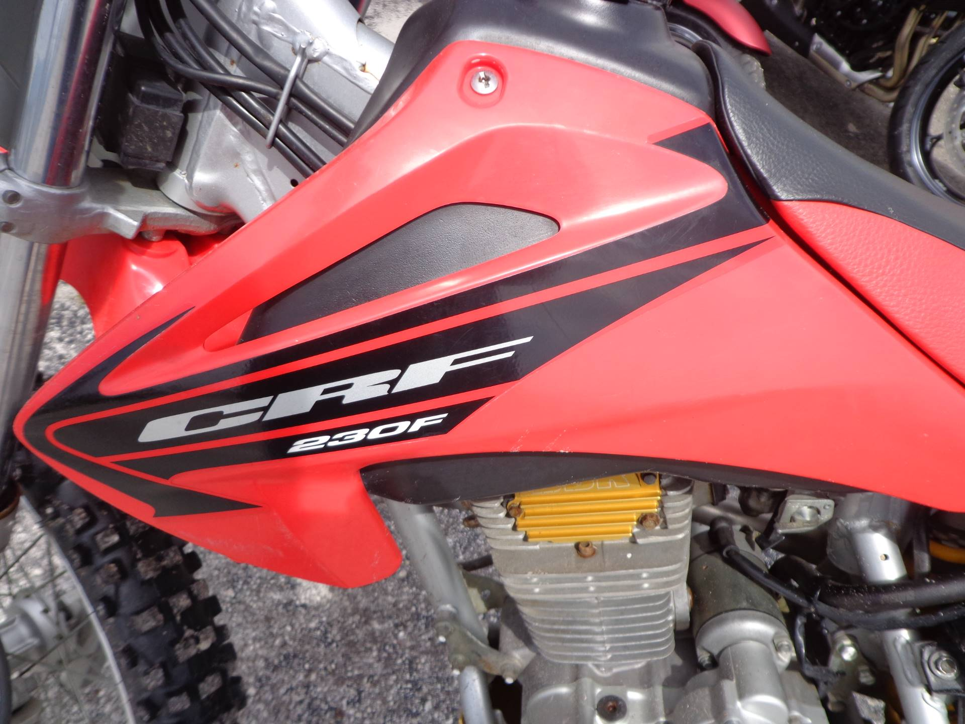 2005 Honda CRF™230F in Sarasota, Florida