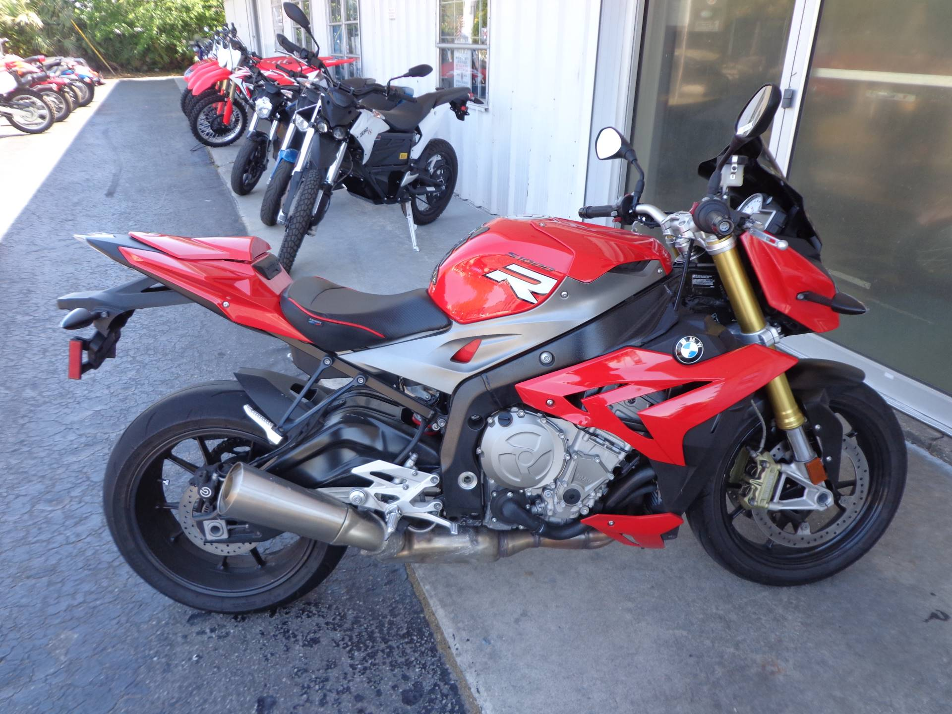 2015 BMW S 1000 R in Sarasota, Florida