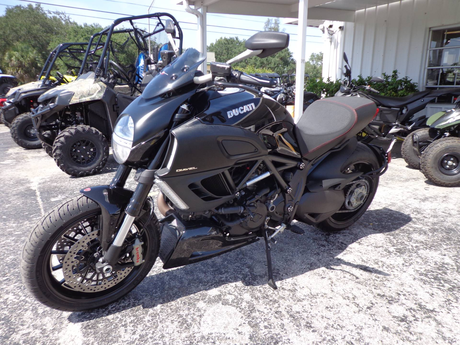2012 Ducati Diavel in Sarasota, Florida