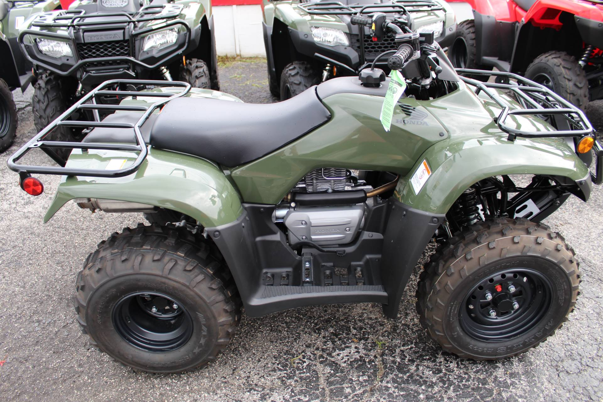 2019 Honda FourTrax Recon ES in Sarasota, Florida - Photo 4