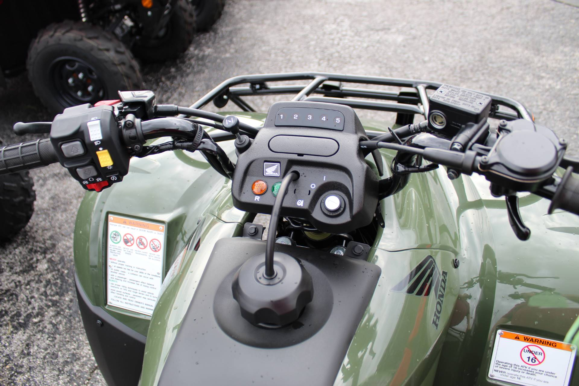 2019 Honda FourTrax Recon ES in Sarasota, Florida - Photo 9