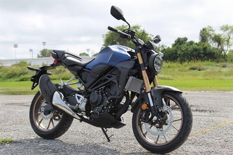 2021 Honda CB300R ABS in Sarasota, Florida - Photo 1
