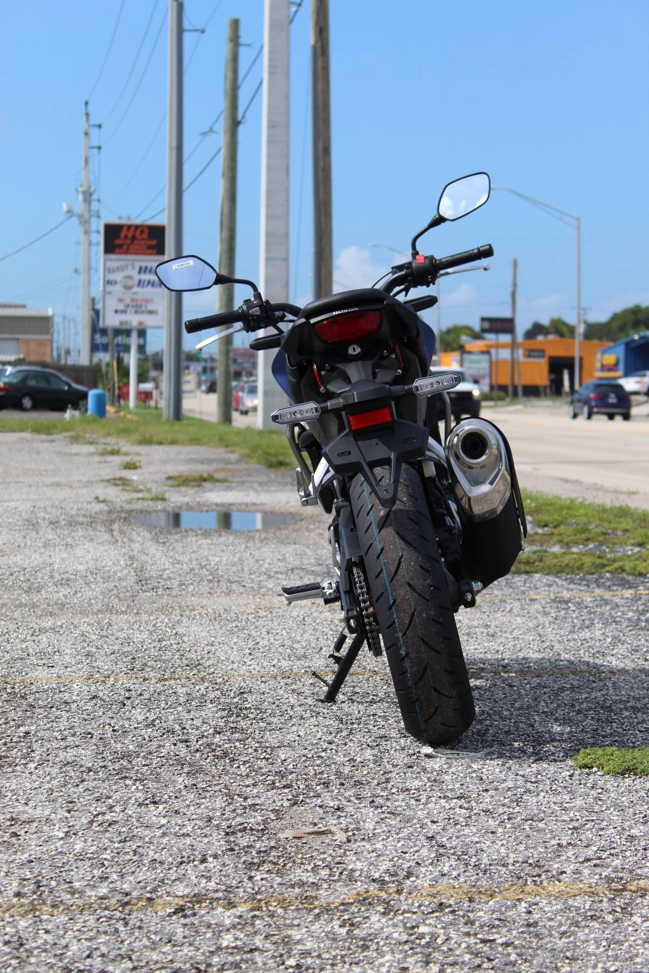2021 Honda CB300R ABS in Sarasota, Florida - Photo 5