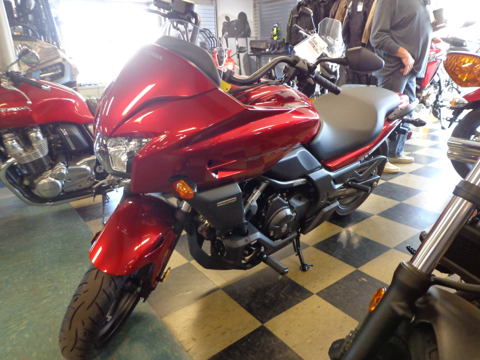2018 Honda CTX700 DCT in Sarasota, Florida