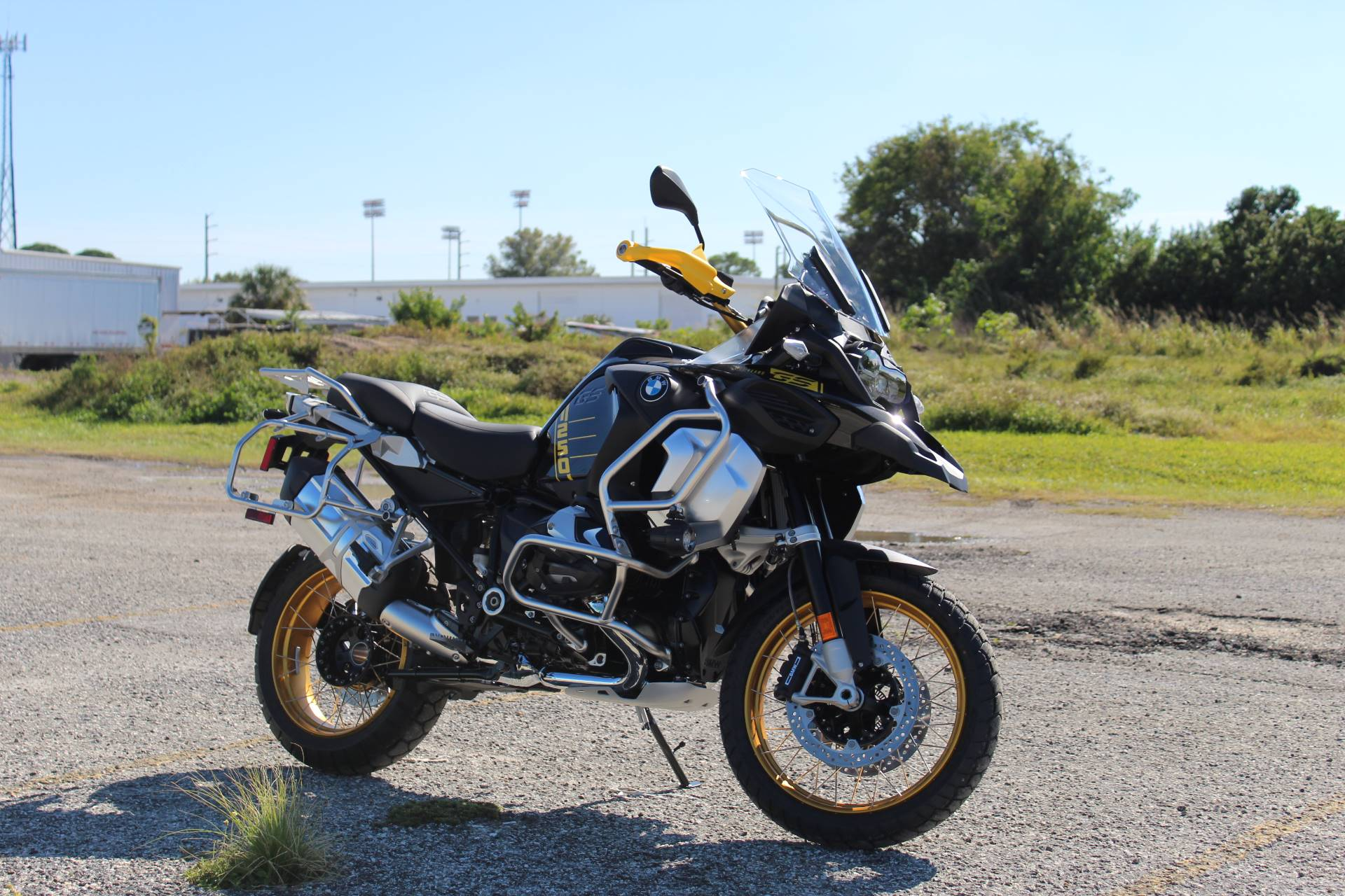 2021 BMW R 1250 GS Adventure - 40 Years of GS Edition in Sarasota, Florida - Photo 3