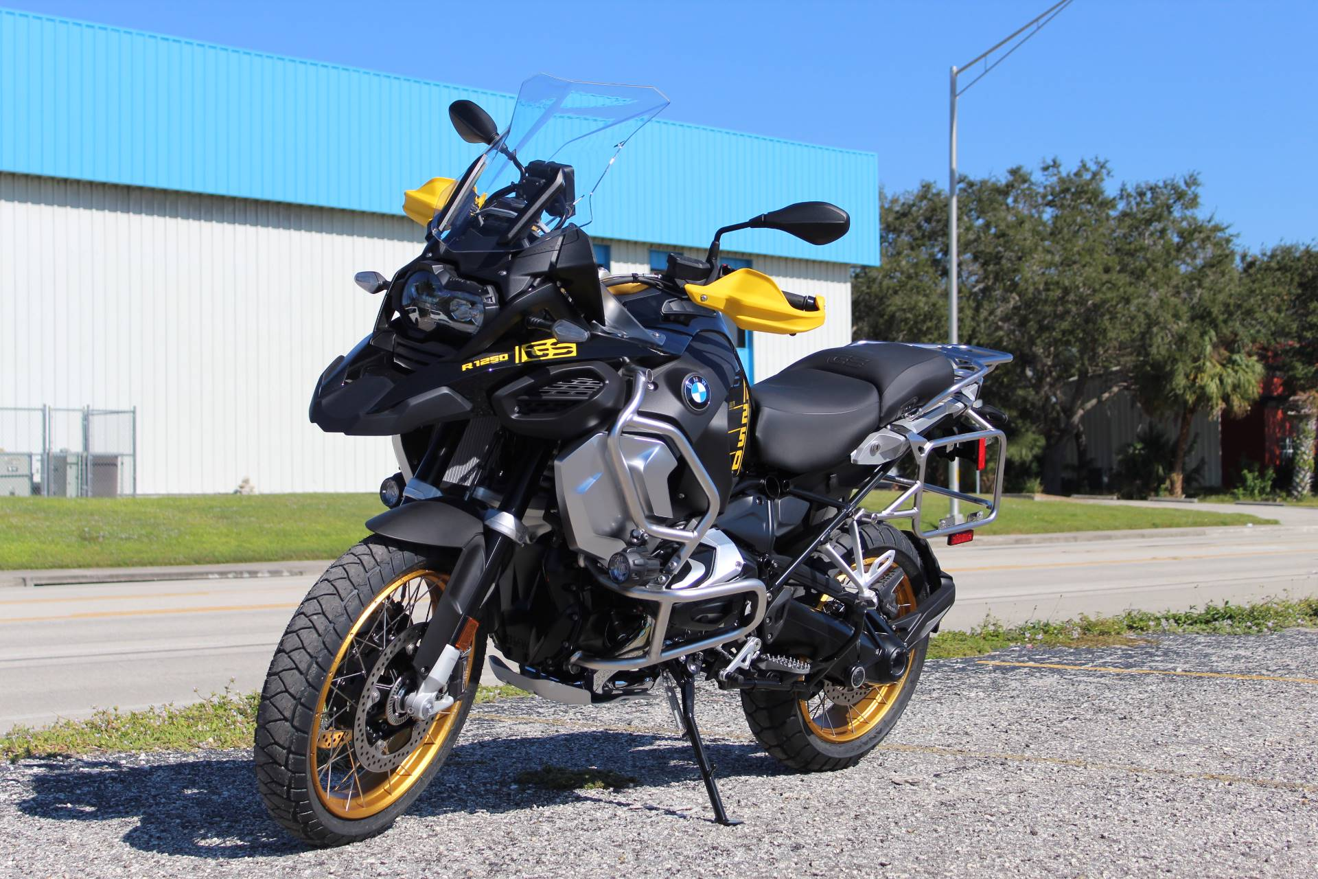 2021 BMW R 1250 GS Adventure - 40 Years of GS Edition in Sarasota, Florida - Photo 5