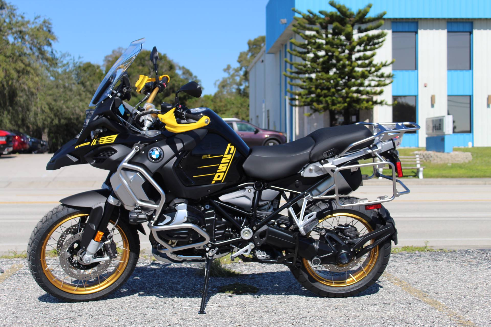 2021 BMW R 1250 GS Adventure - 40 Years of GS Edition in Sarasota, Florida - Photo 6