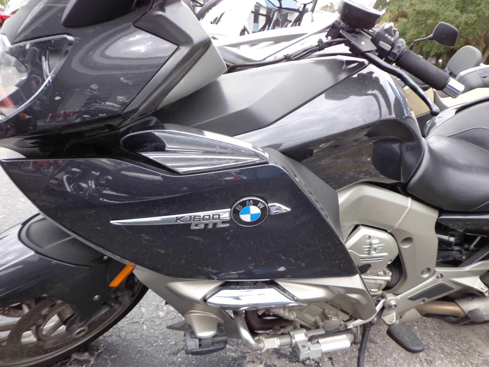 2013 BMW K 1600 GTL in Sarasota, Florida - Photo 13
