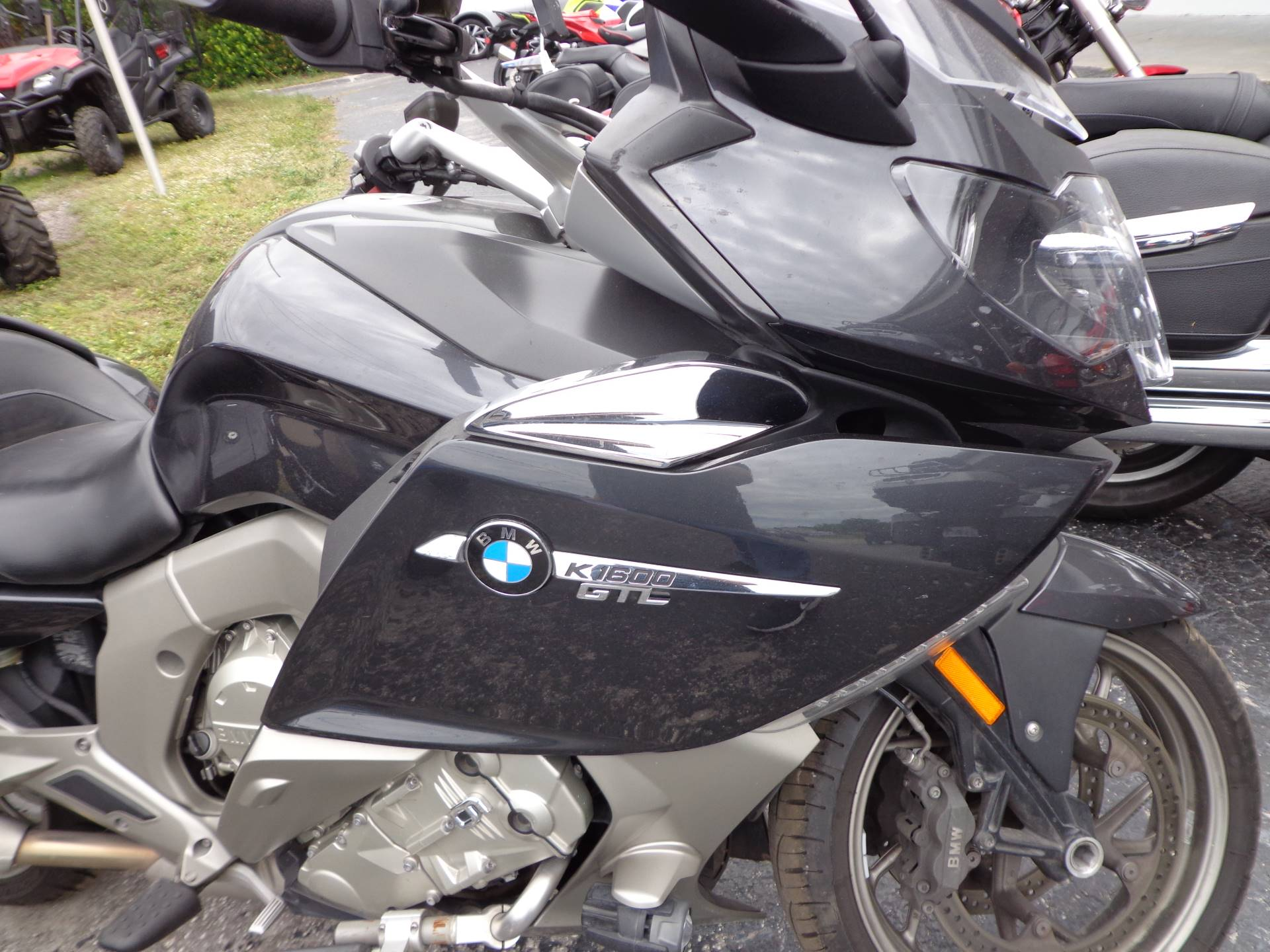 2013 BMW K 1600 GTL in Sarasota, Florida - Photo 14