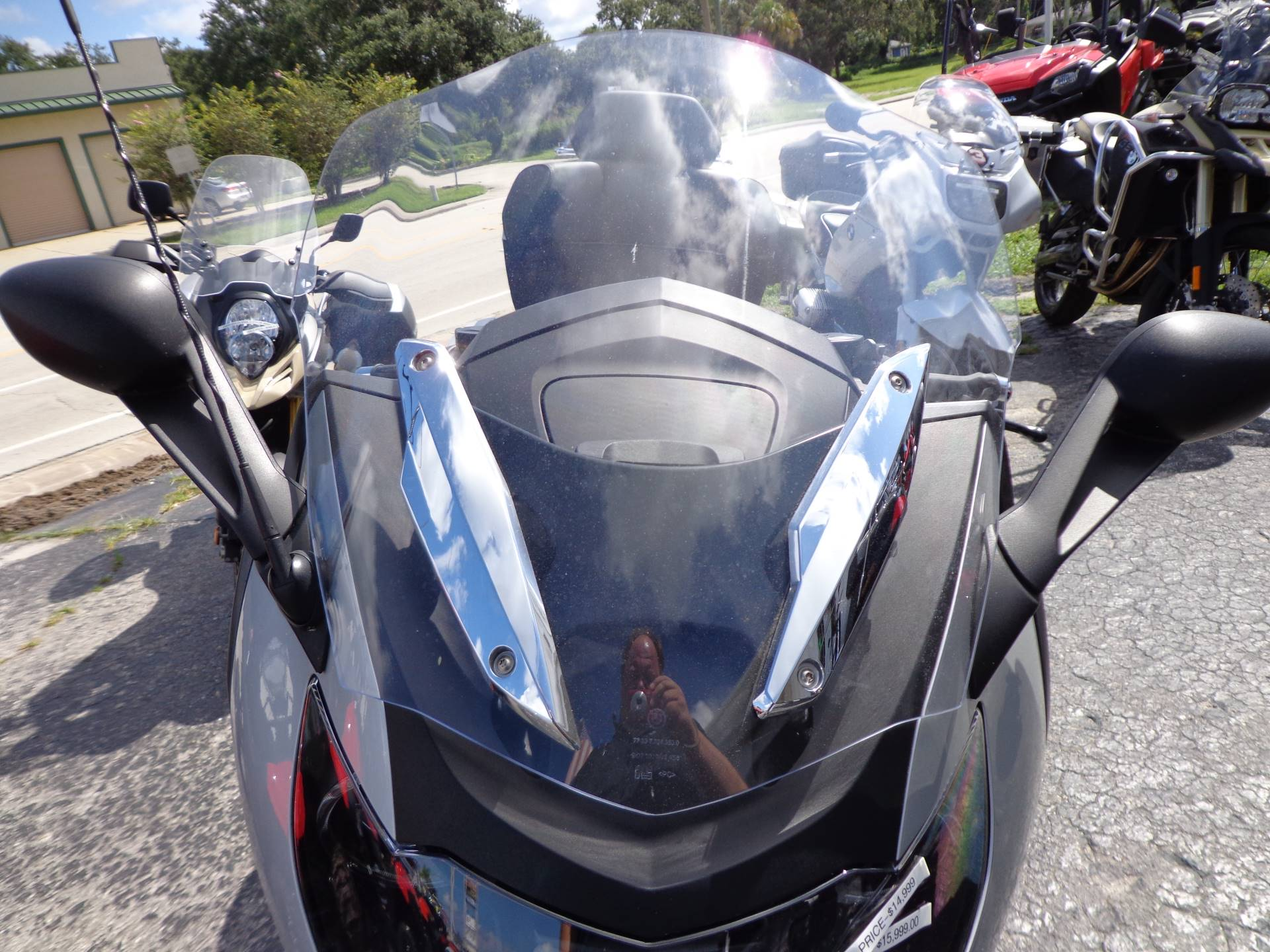 2015 BMW K 1600 GTL in Sarasota, Florida - Photo 8