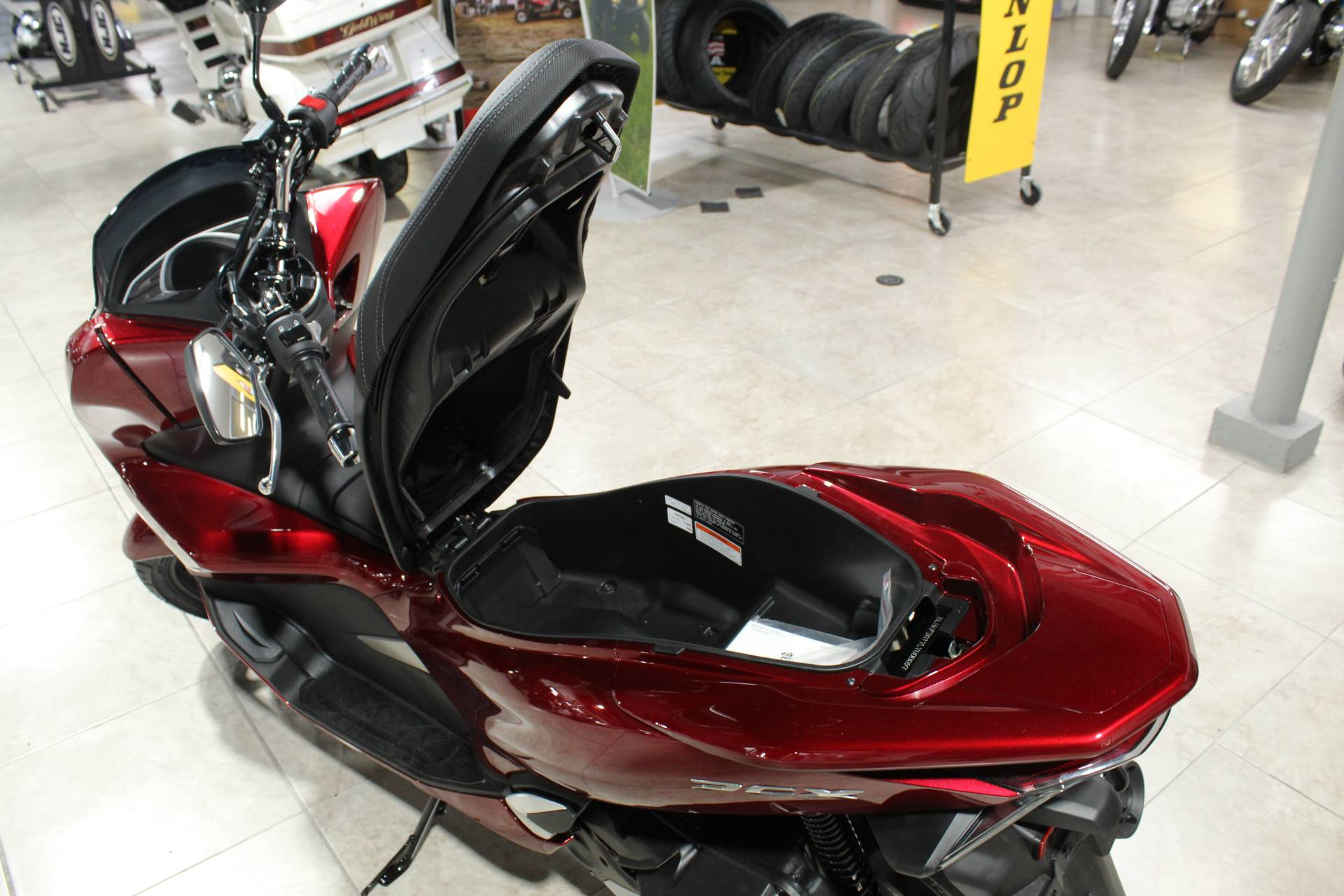 2020 Honda PCX150 ABS in Sarasota, Florida - Photo 8