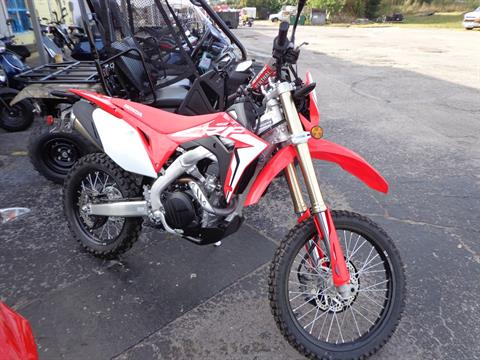 2019 Honda CRF450L in Sarasota, Florida - Photo 1