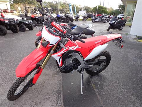 2019 Honda CRF450L in Sarasota, Florida - Photo 2