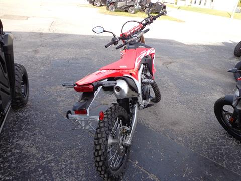 2019 Honda CRF450L in Sarasota, Florida