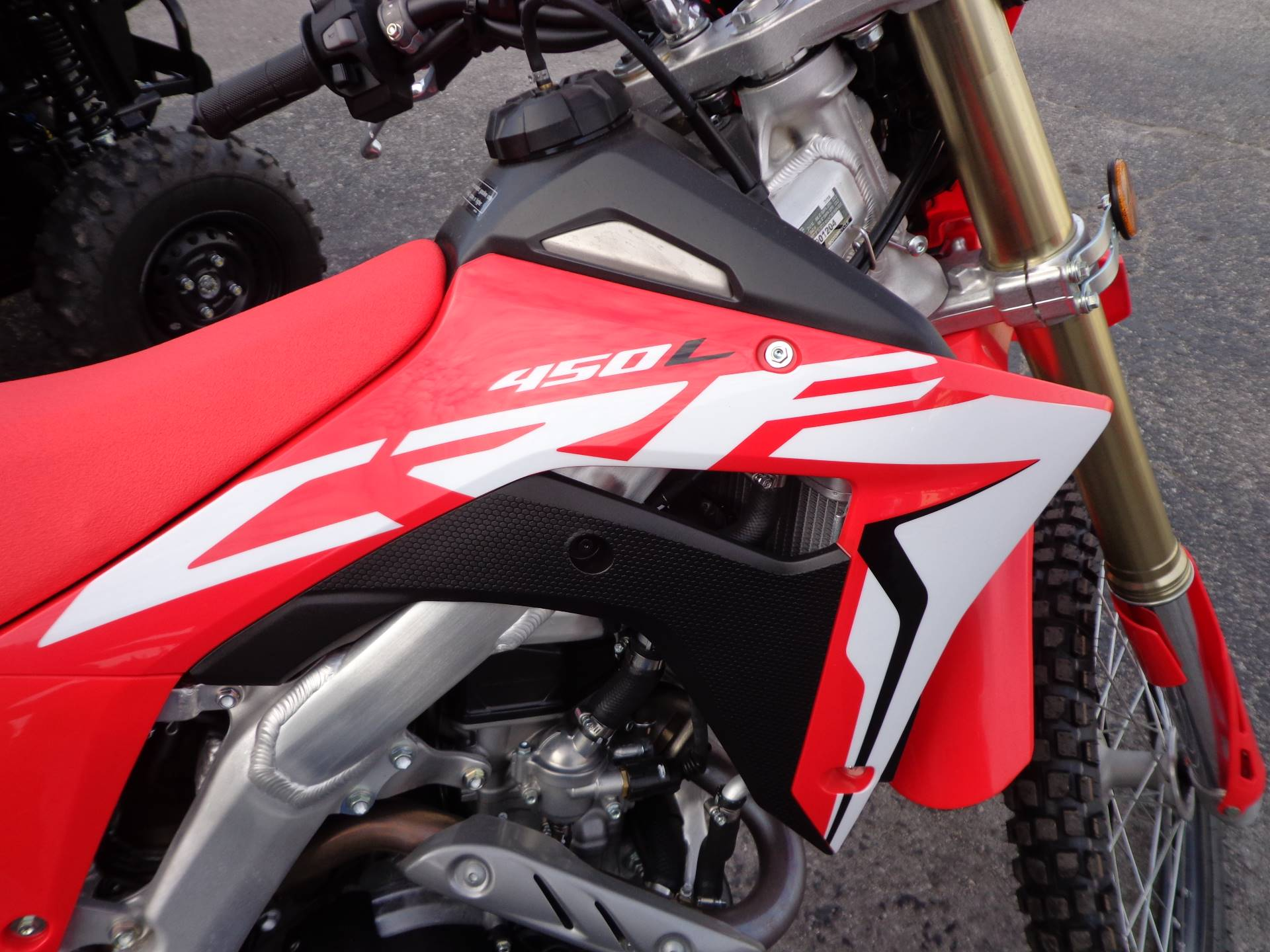 2019 Honda CRF450L in Sarasota, Florida - Photo 4
