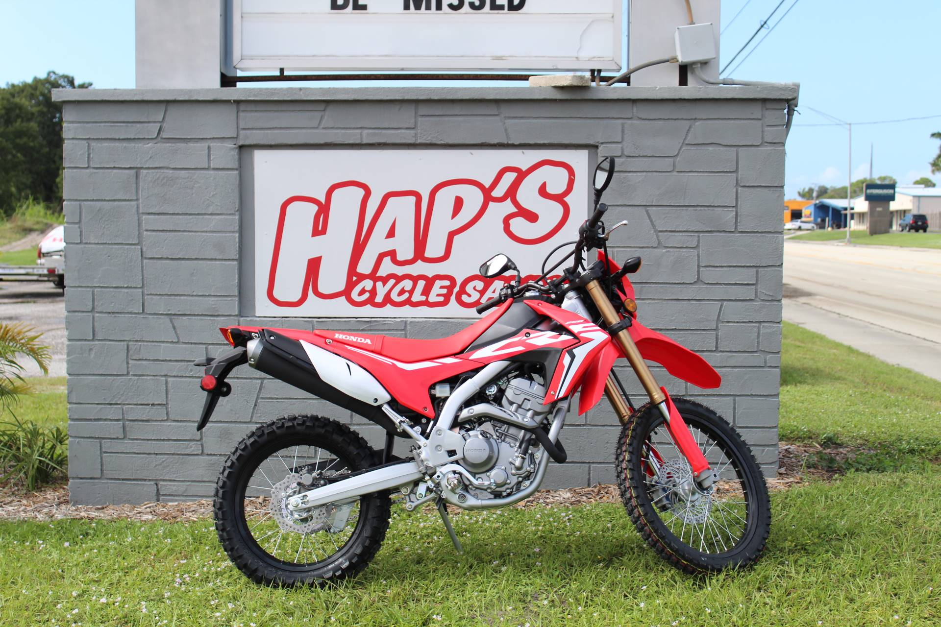 2020 Honda CRF250L in Sarasota, Florida - Photo 1