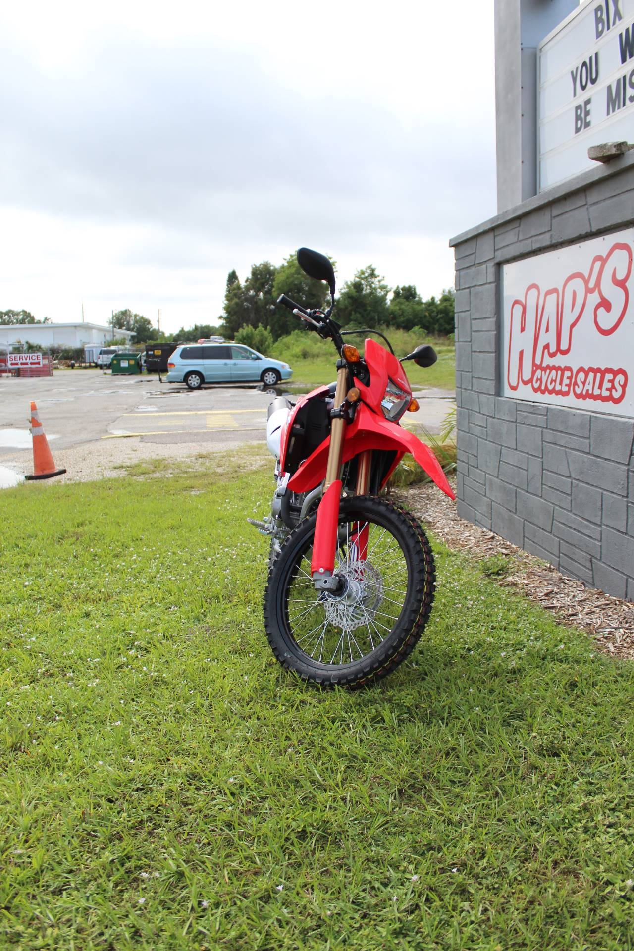 2020 Honda CRF250L in Sarasota, Florida - Photo 3