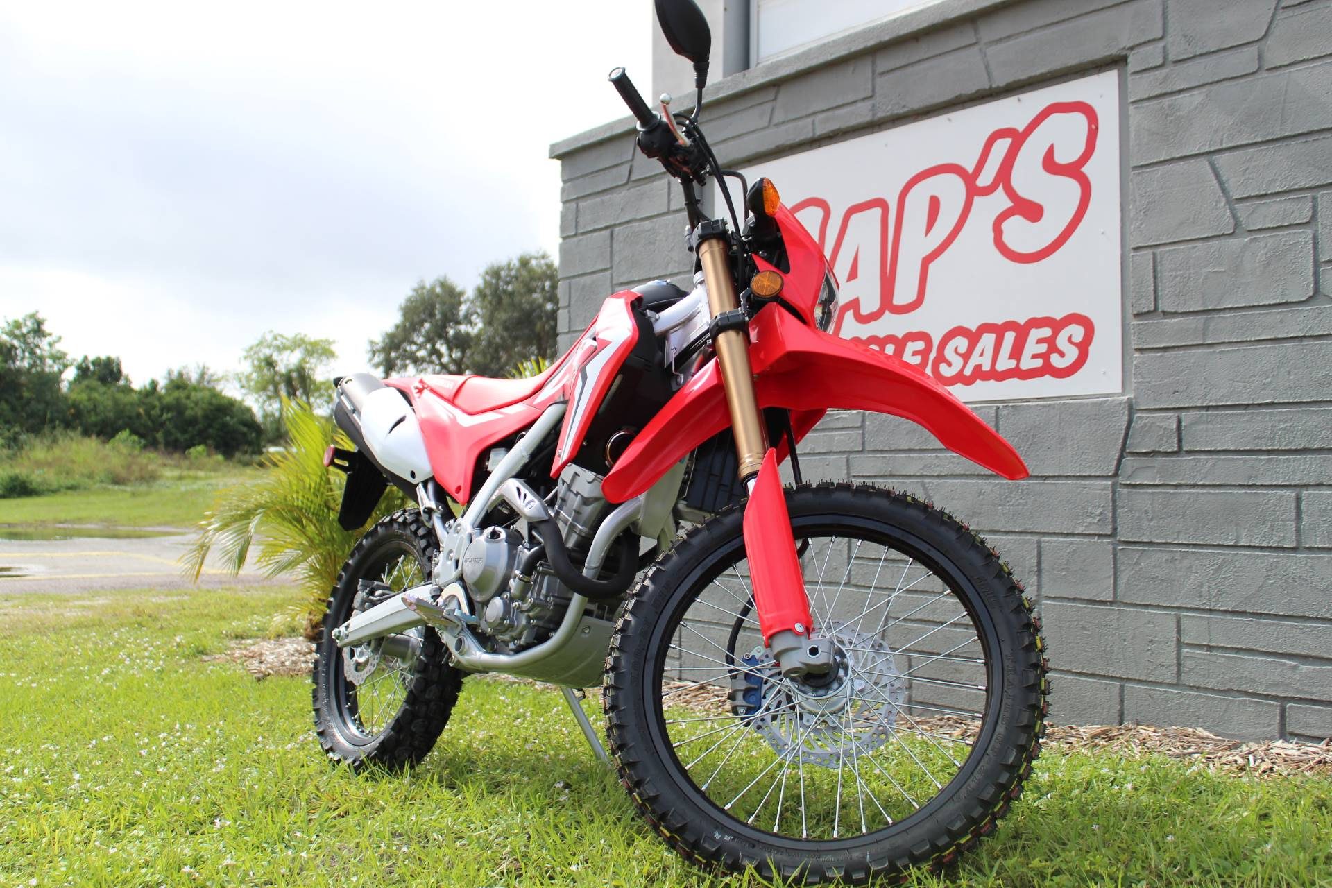 2020 Honda CRF250L in Sarasota, Florida - Photo 4