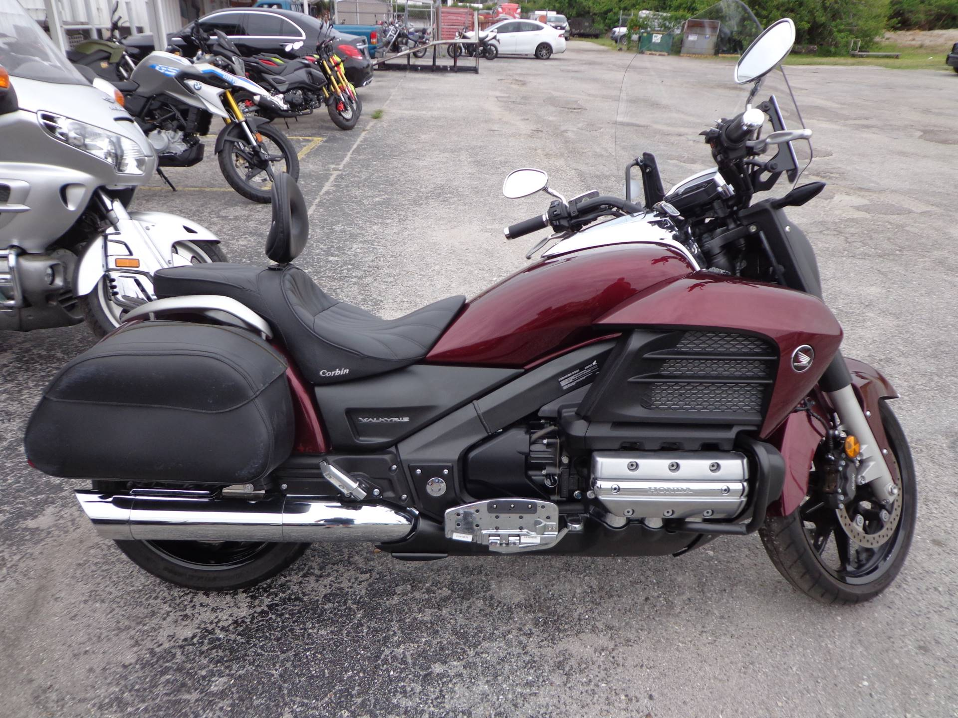 2014 Honda Gold Wing® Valkyrie® in Sarasota, Florida