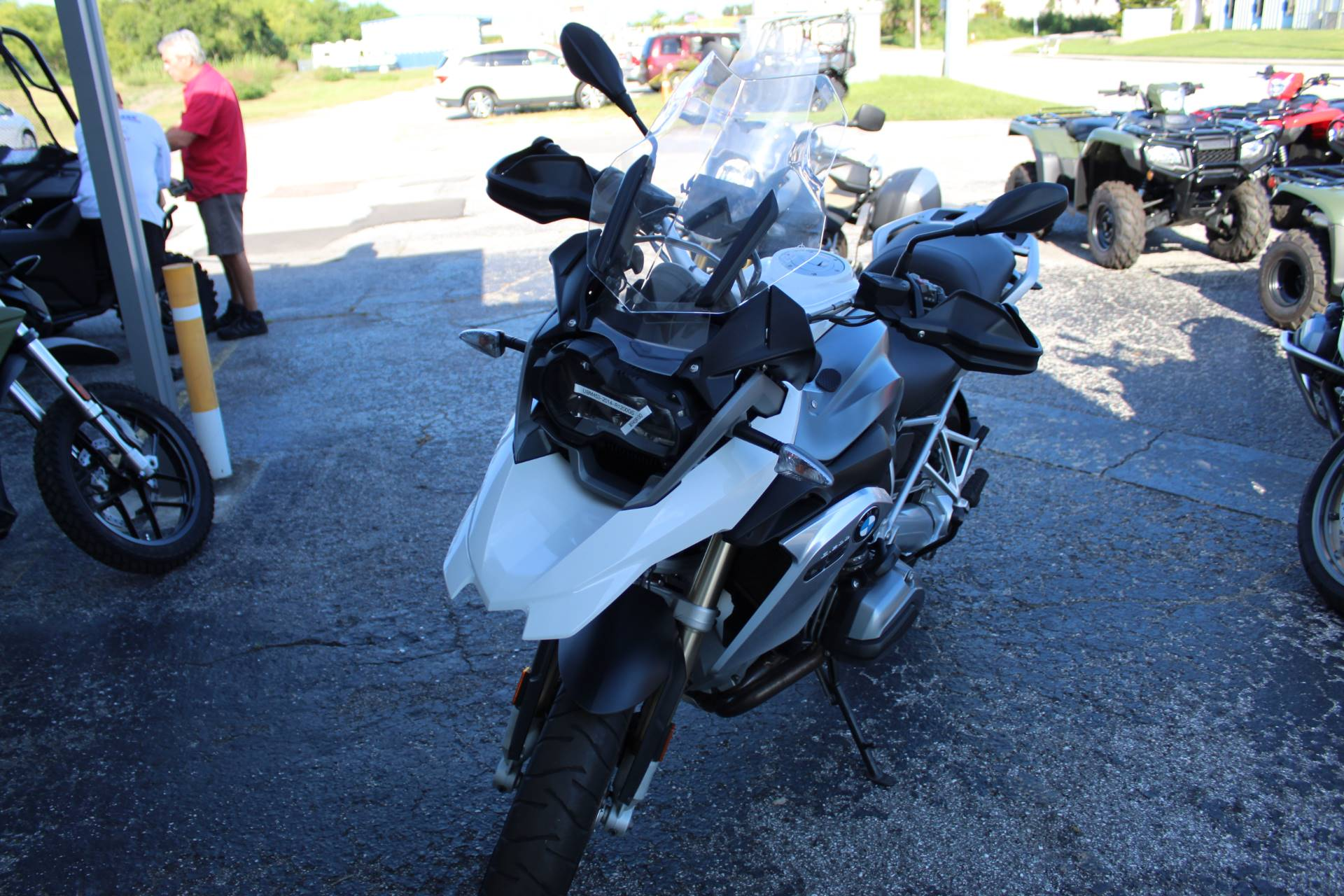 2014 BMW R 1200 GS in Sarasota, Florida - Photo 3