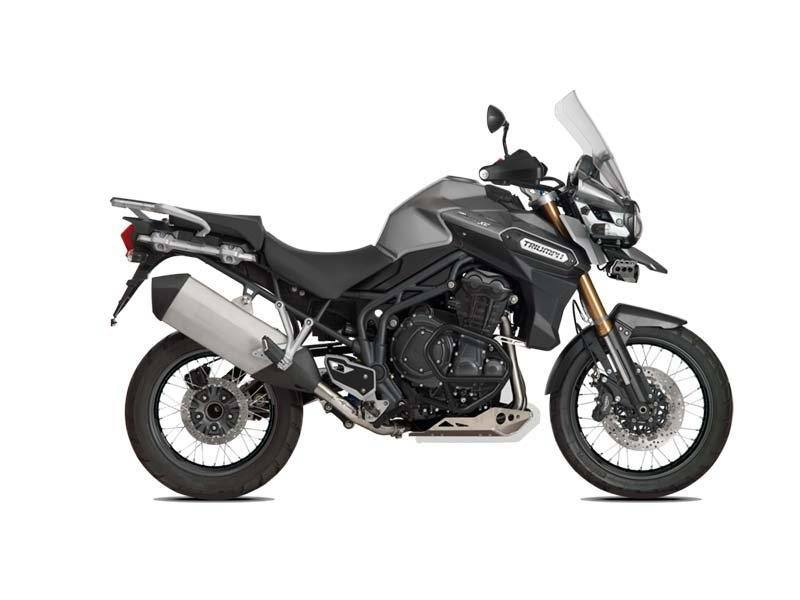 2015 Triumph Tiger Explorer XC ABS in Sarasota, Florida