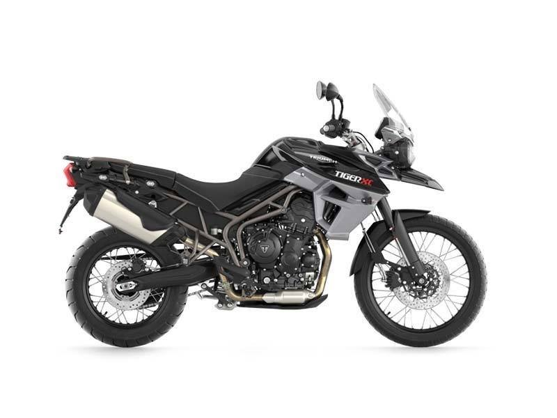 2016 Triumph Tiger 800 XC in Sarasota, Florida