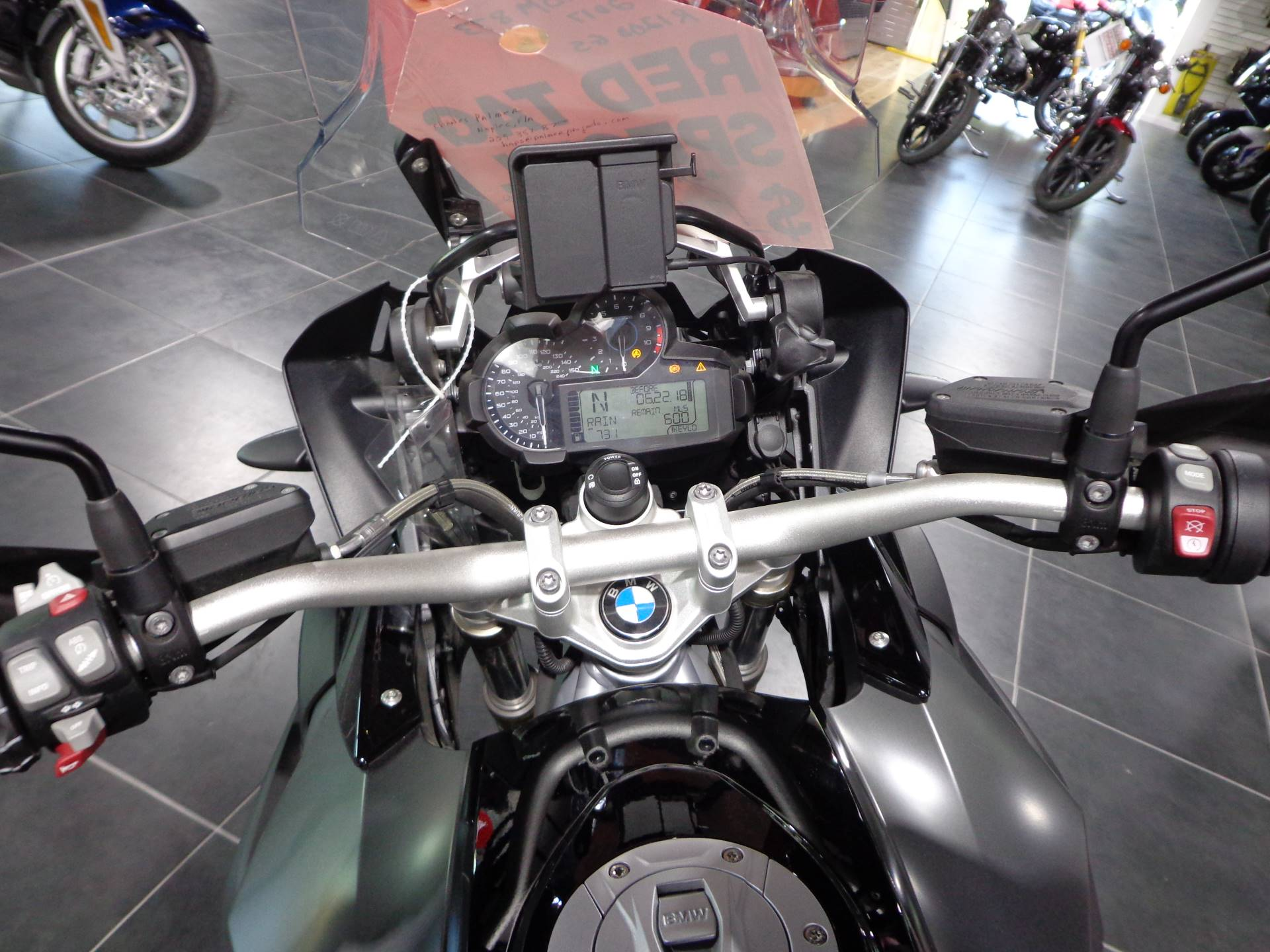 2017 BMW R 1200 GS 10