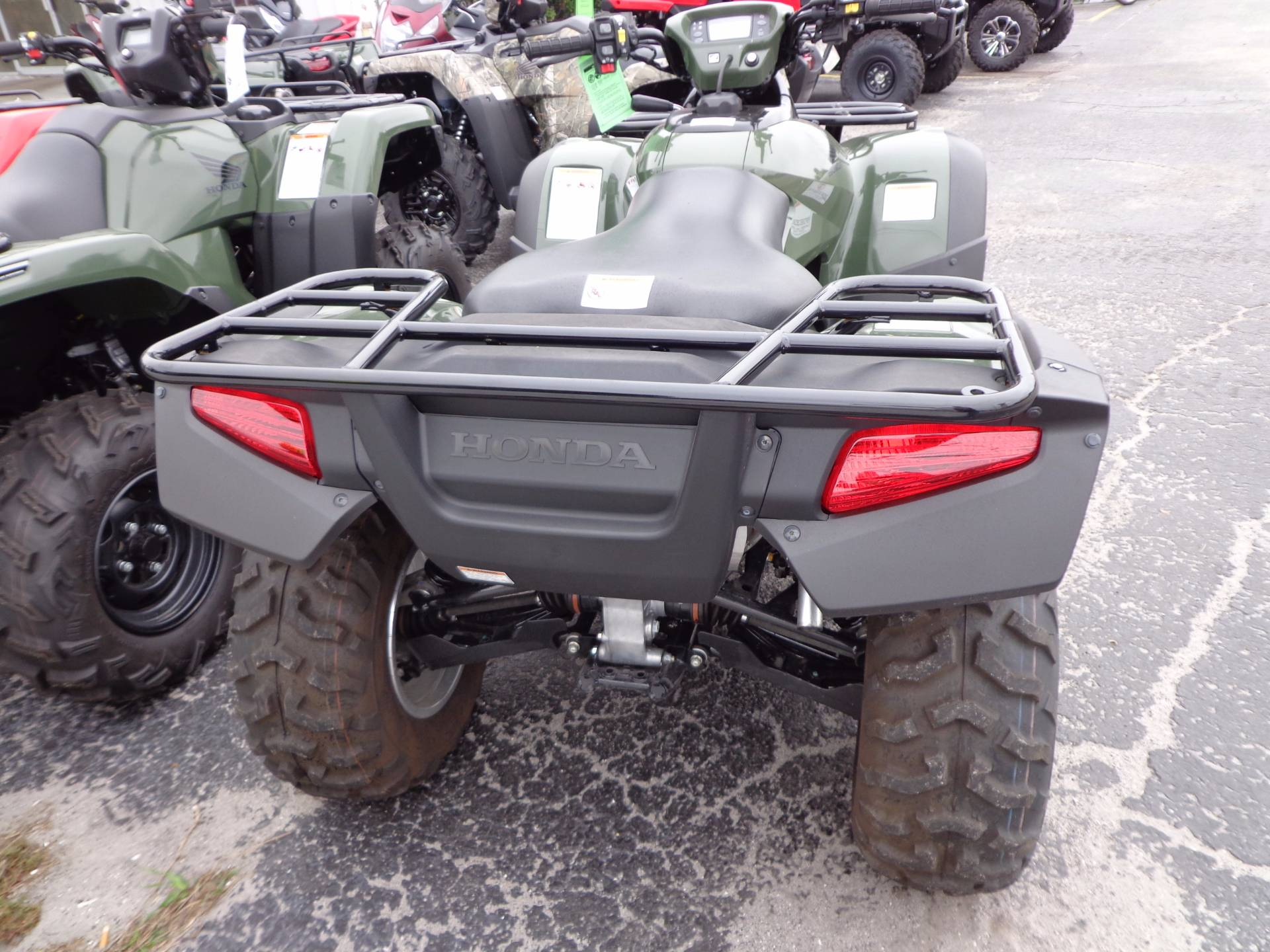 2016 Honda FourTrax Rincon in Sarasota, Florida