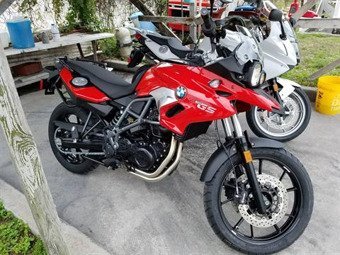 2017 BMW F 700 GS in Sarasota, Florida