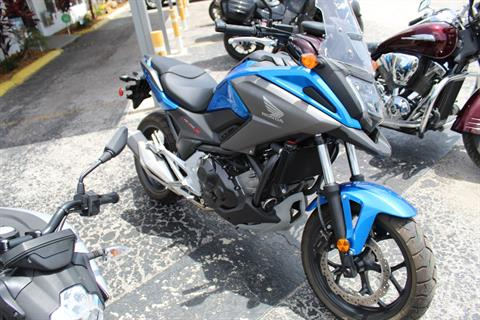 2019 Honda NC750X in Sarasota, Florida - Photo 2