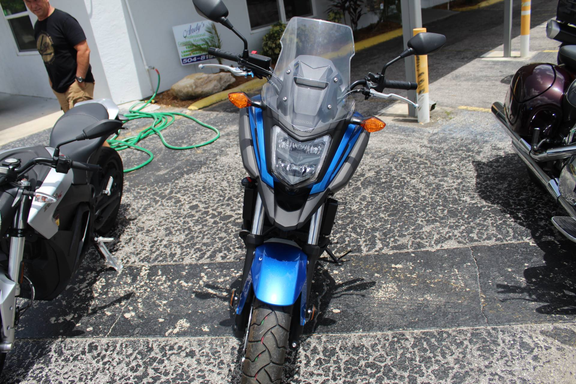 2019 Honda NC750X in Sarasota, Florida - Photo 3