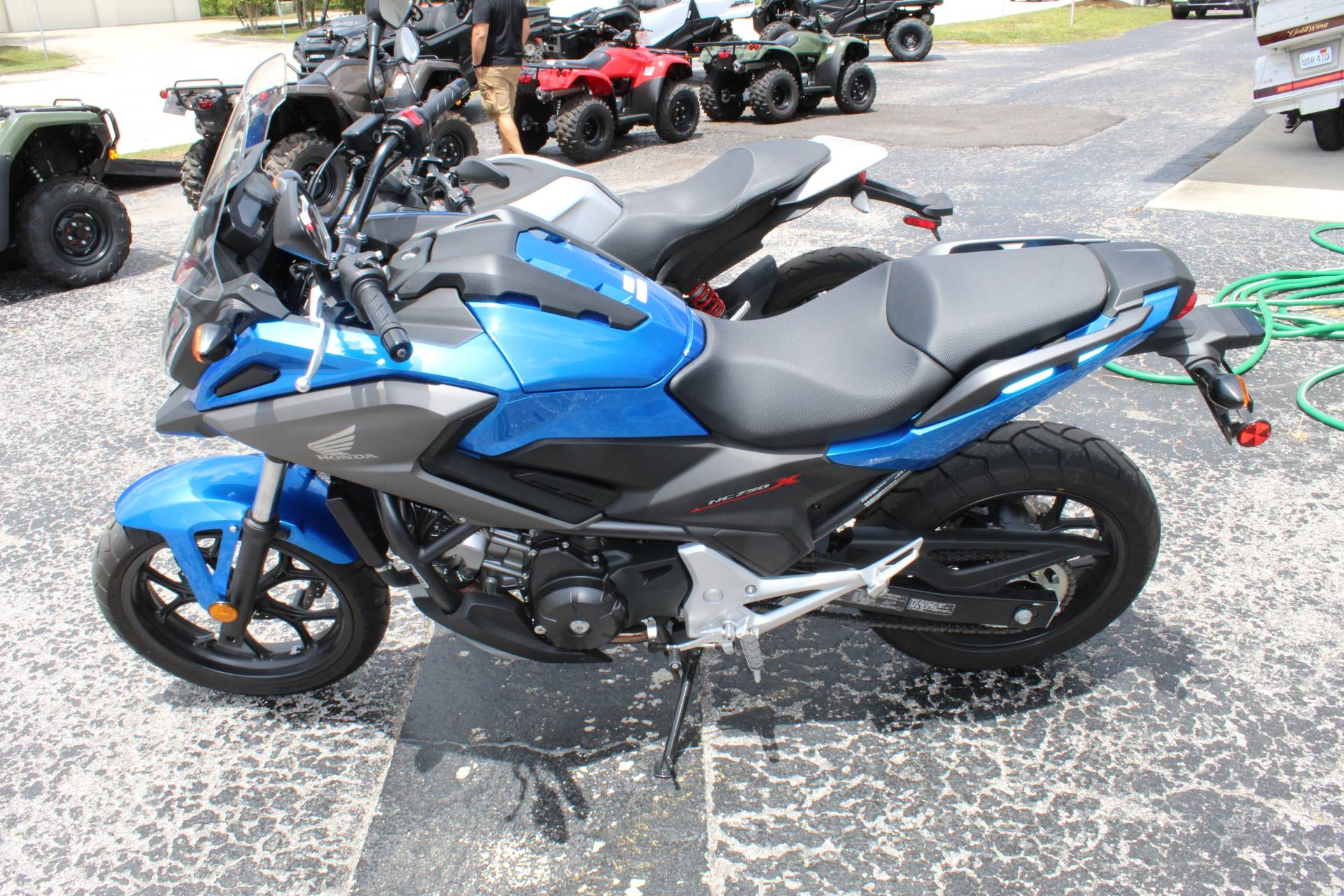 2019 Honda NC750X in Sarasota, Florida - Photo 5