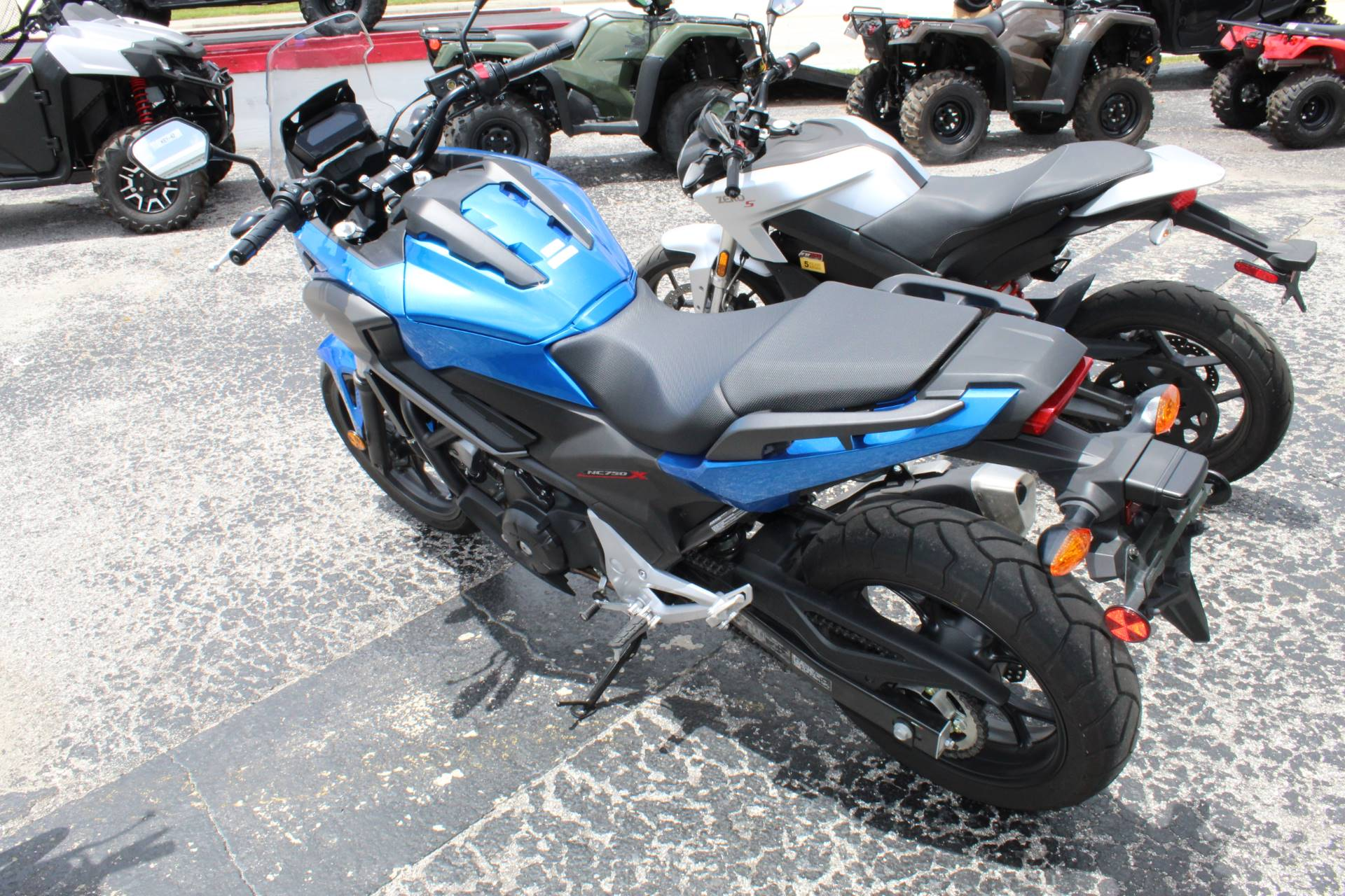 2019 Honda NC750X in Sarasota, Florida - Photo 6