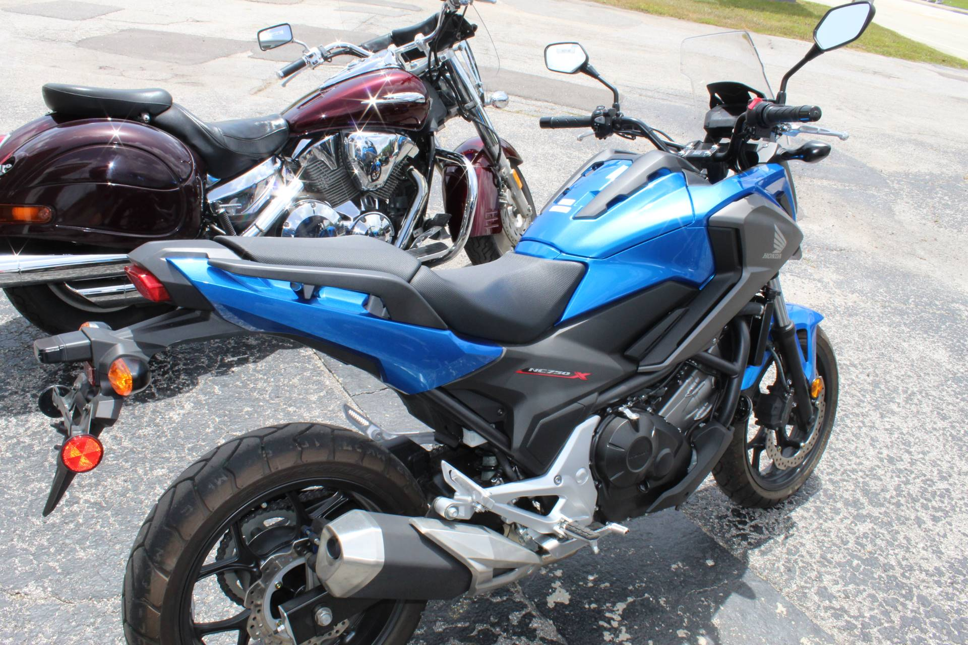 2019 Honda NC750X in Sarasota, Florida - Photo 7