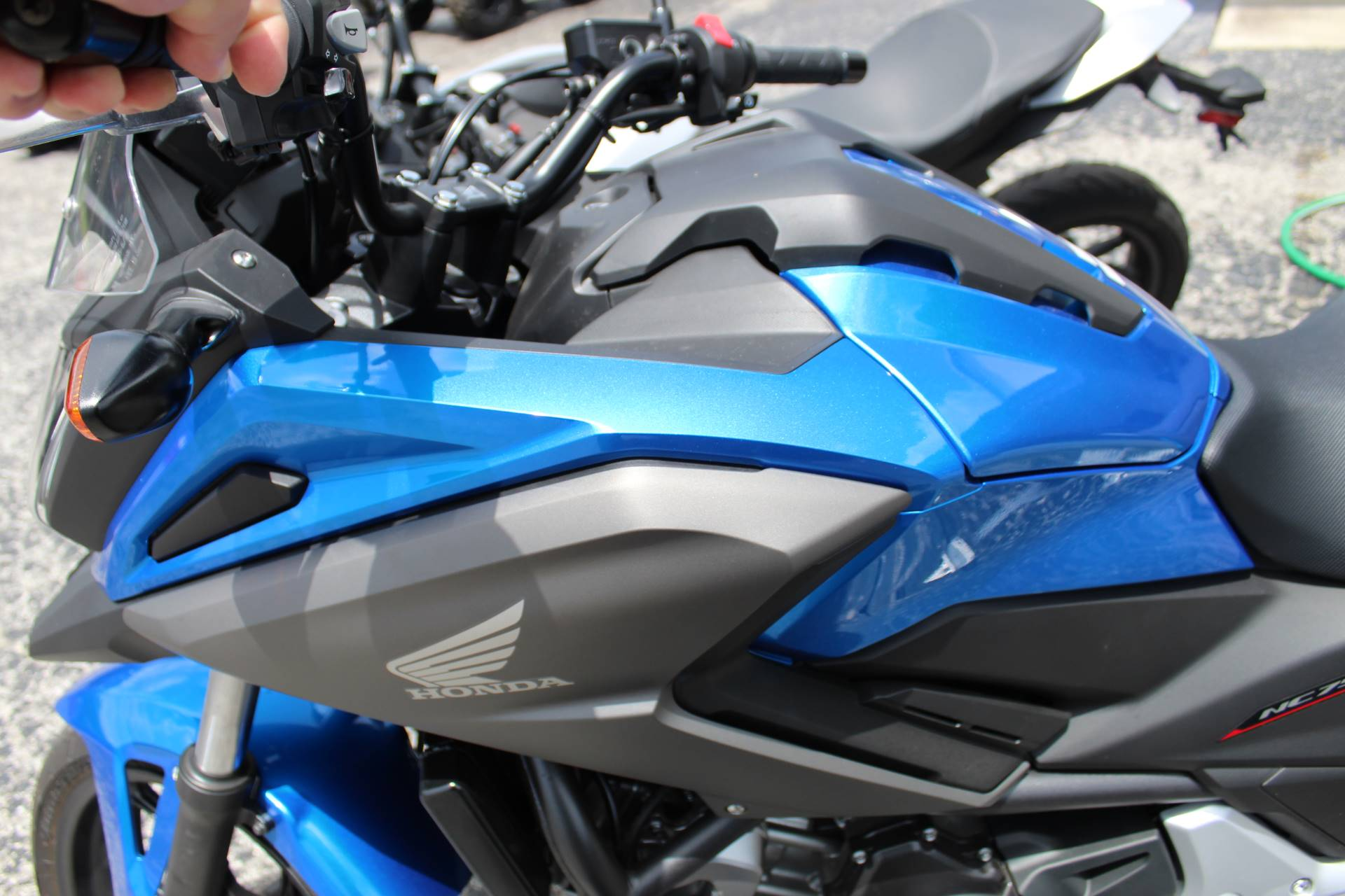 2019 Honda NC750X in Sarasota, Florida - Photo 9