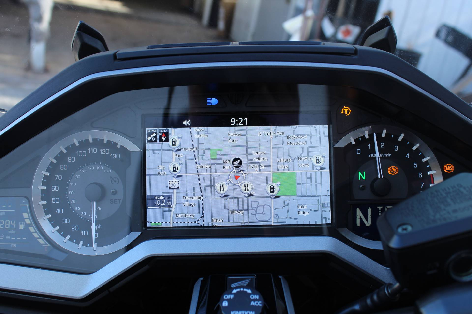 2020 Honda Gold Wing Tour Automatic DCT in Sarasota, Florida - Photo 2