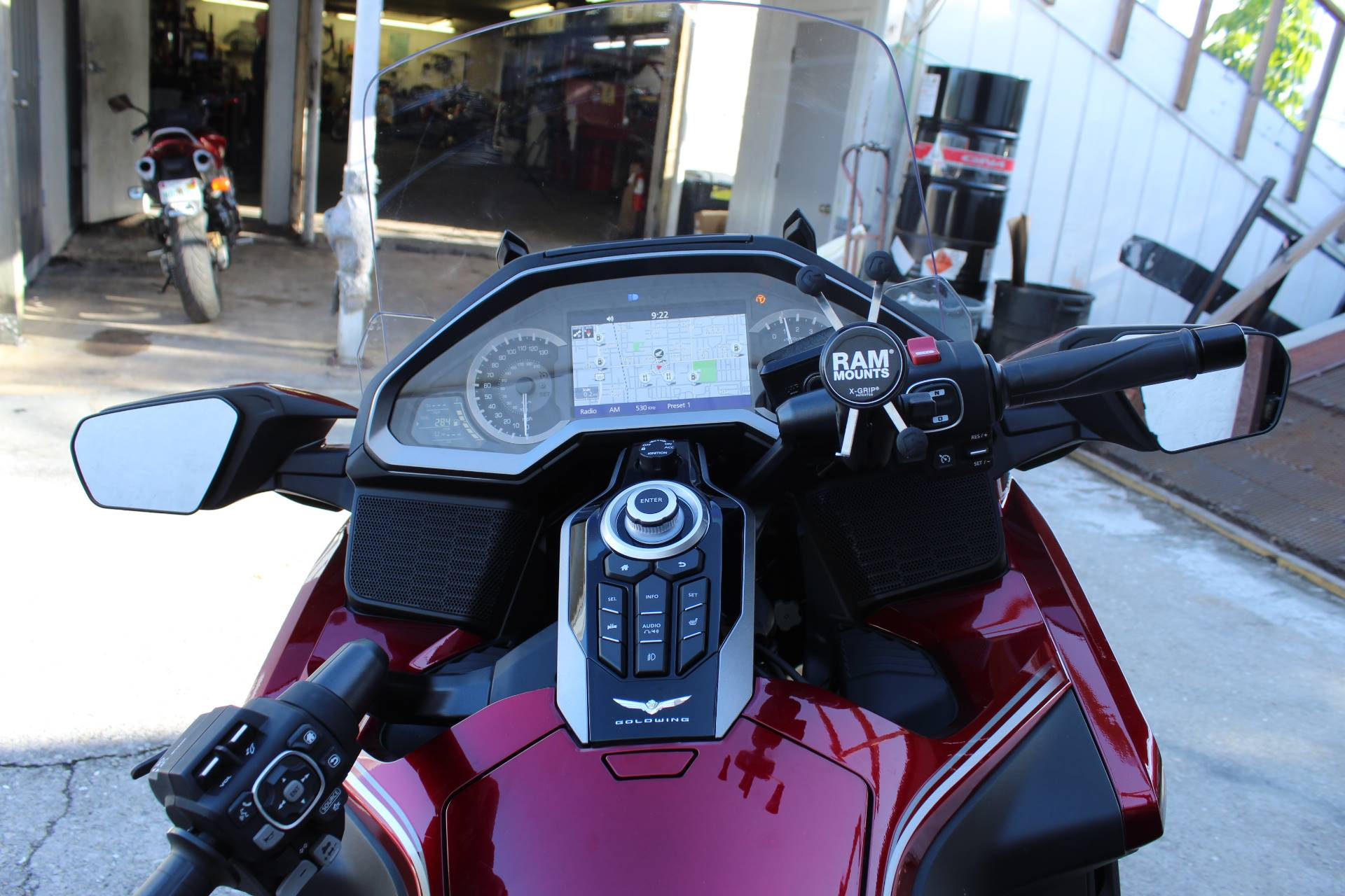 2020 Honda Gold Wing Tour Automatic DCT in Sarasota, Florida - Photo 4
