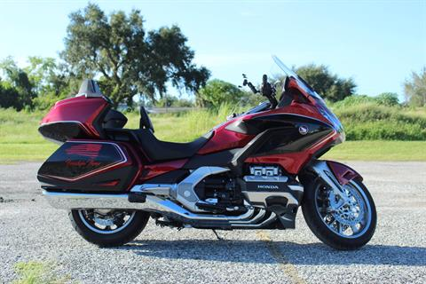2020 Honda Gold Wing Tour Automatic DCT in Sarasota, Florida - Photo 1