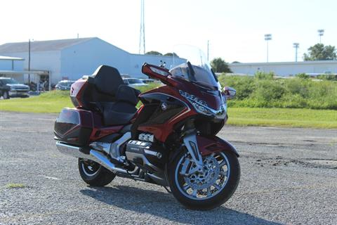 2020 Honda Gold Wing Tour Automatic DCT in Sarasota, Florida - Photo 5