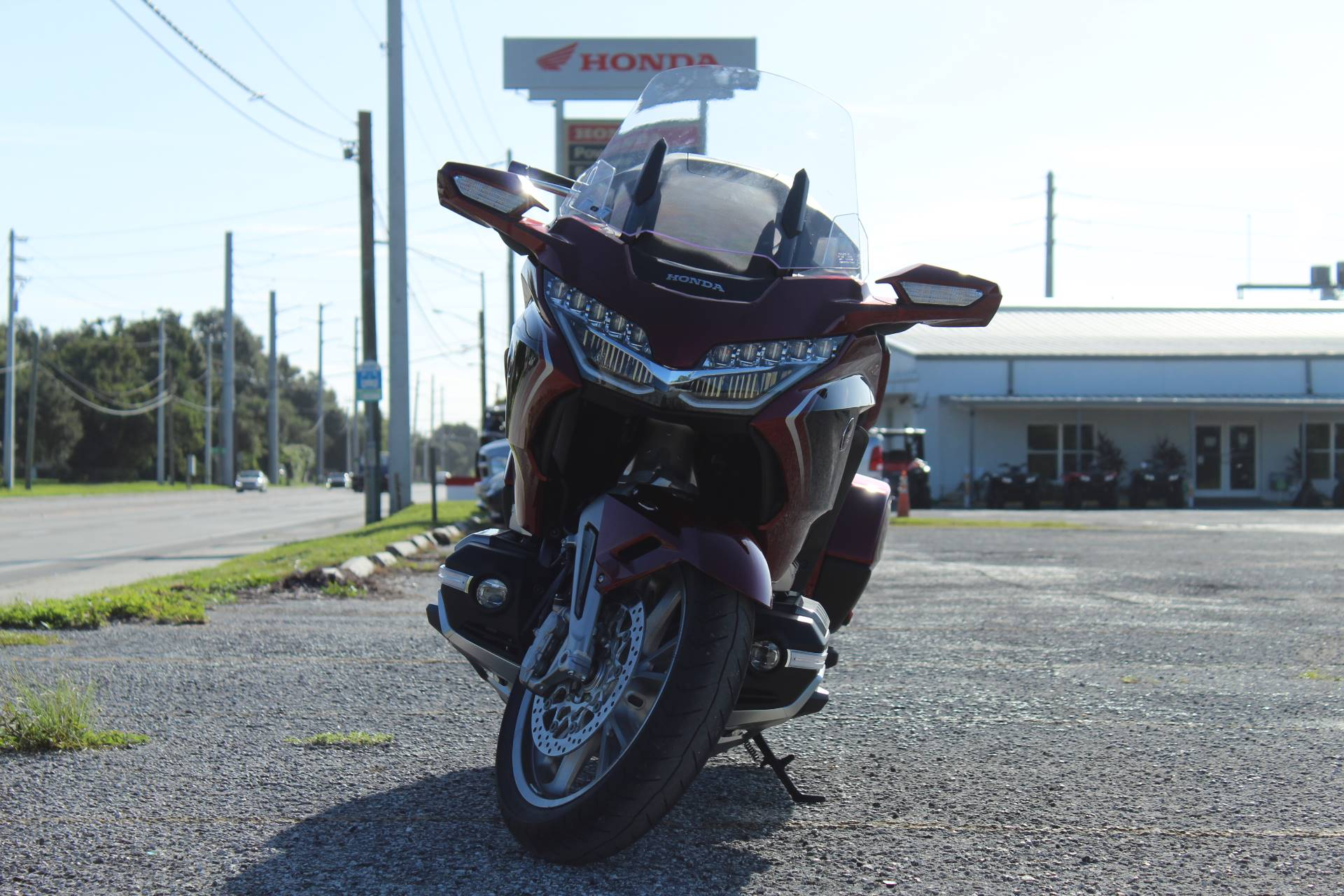 2020 Honda Gold Wing Tour Automatic DCT in Sarasota, Florida - Photo 6