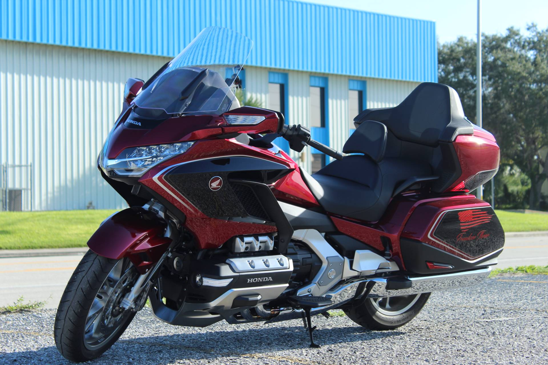 2020 Honda Gold Wing Tour Automatic DCT in Sarasota, Florida - Photo 8