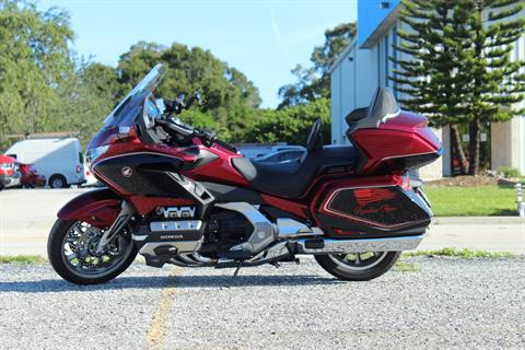 2020 Honda Gold Wing Tour Automatic DCT in Sarasota, Florida - Photo 9