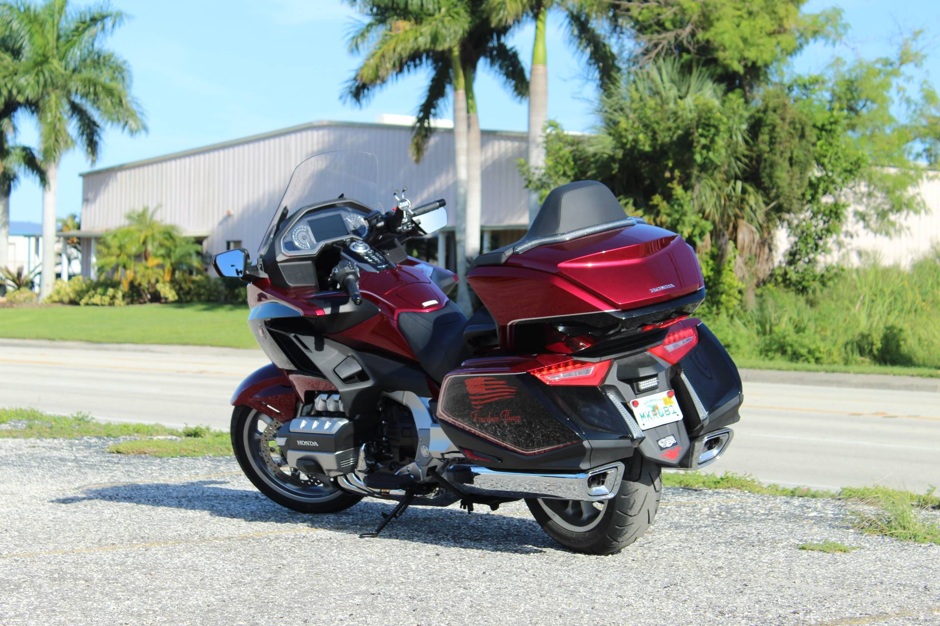 2020 Honda Gold Wing Tour Automatic DCT in Sarasota, Florida - Photo 10