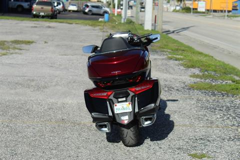 2020 Honda Gold Wing Tour Automatic DCT in Sarasota, Florida - Photo 11