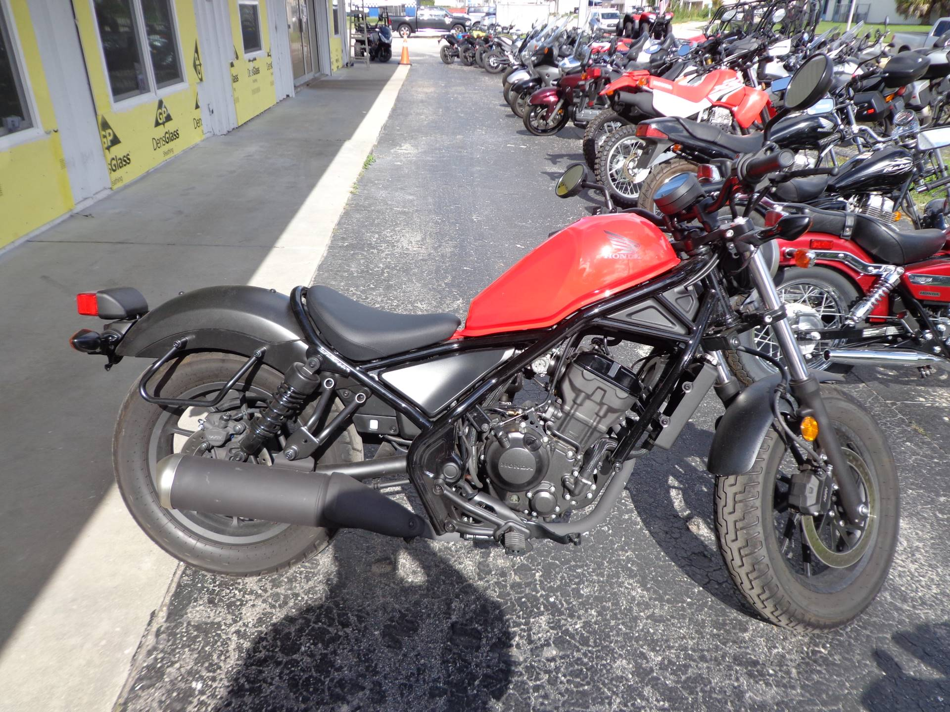 2017 Honda Rebel 300 in Sarasota, Florida